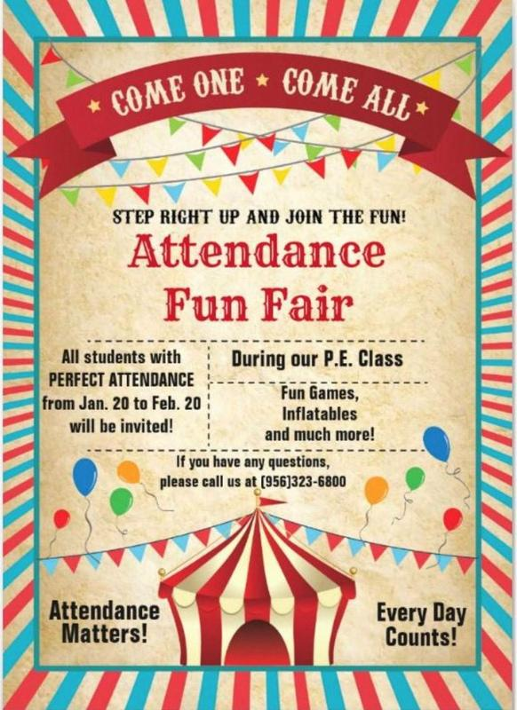 Attendance Fun Fair Featured Photo