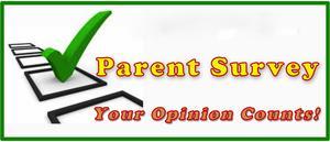 Parent survey clipart.