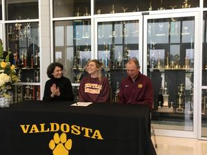 Padgett Chitty Signs with CMU