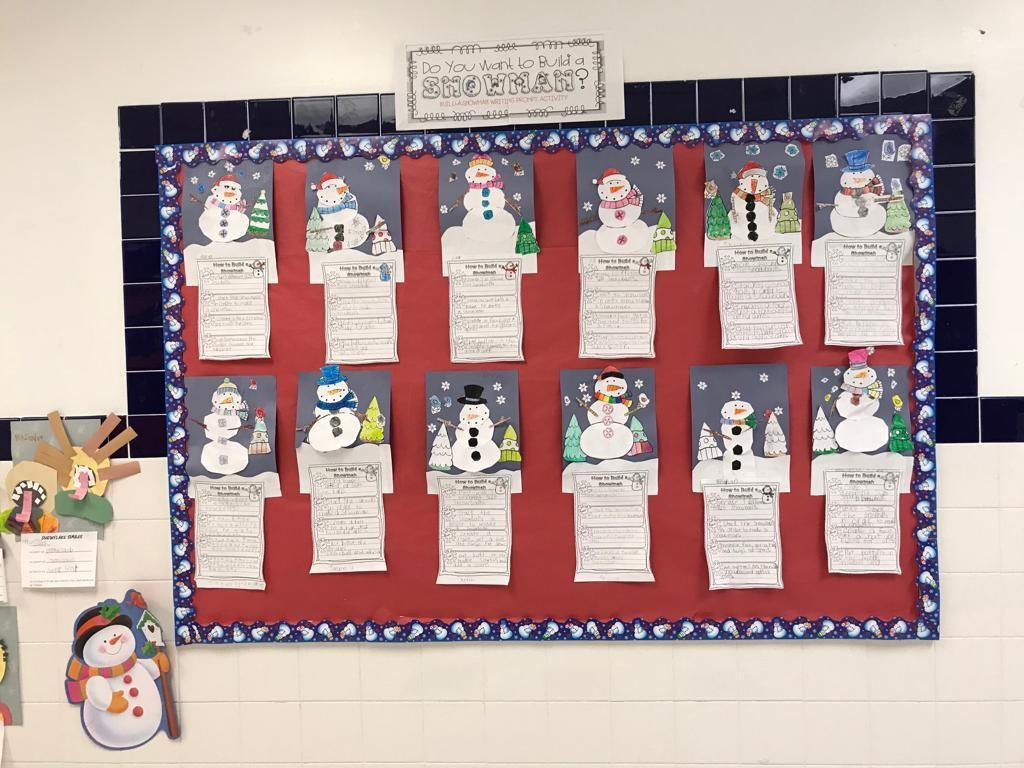 do you want to build a snowman writing activity