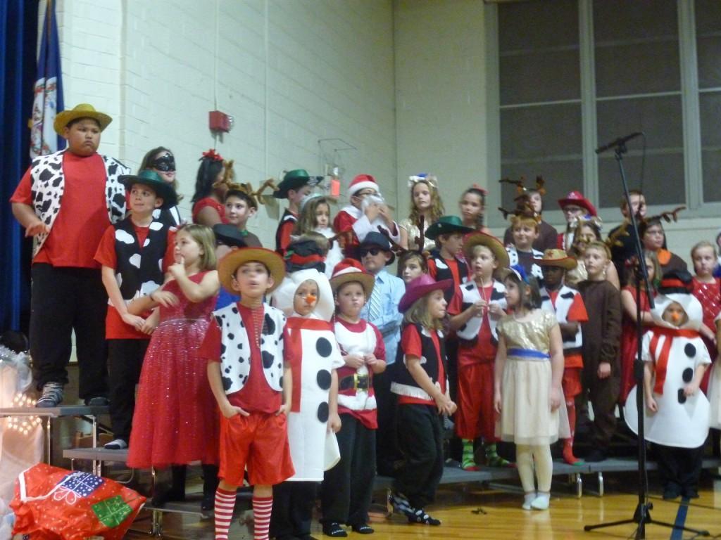 Stonewall Jackson Christmas Program