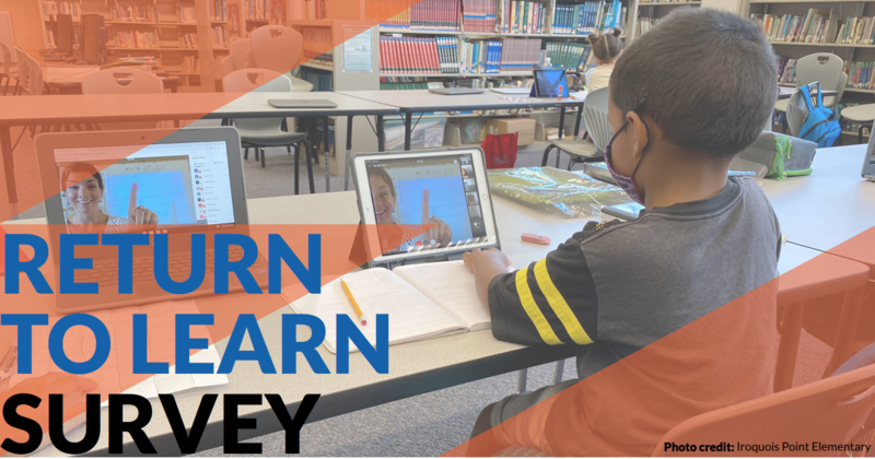 Return to Learn survey for HIDOE teachers, secondary students and families Featured Photo