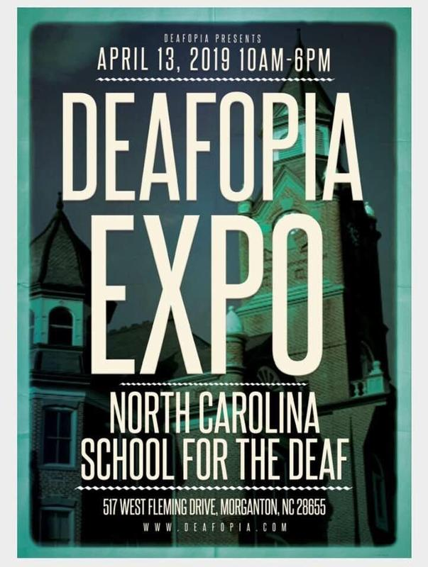 Deafopia Expo Coming to NCSD Featured Photo