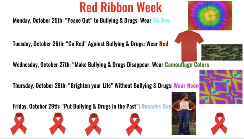 Red Ribbon Week 2021 - 2022