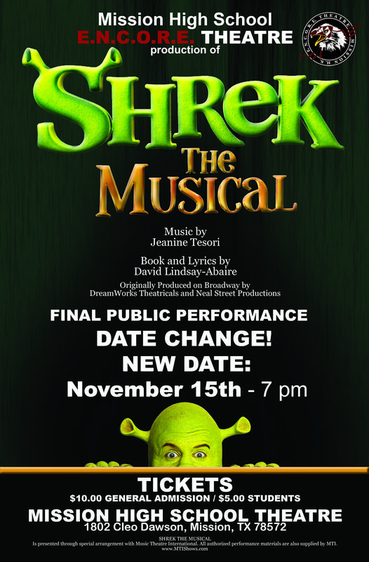 SHREK DATE CHANGE Featured Photo