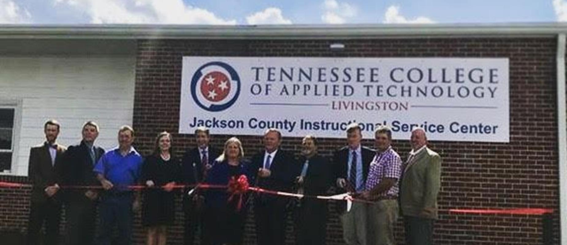 Tennessee College of Applied Technology Livingston Grand Opening