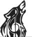 SAHS Band Logo