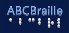 Braille Image to Text on ABCbraille.com