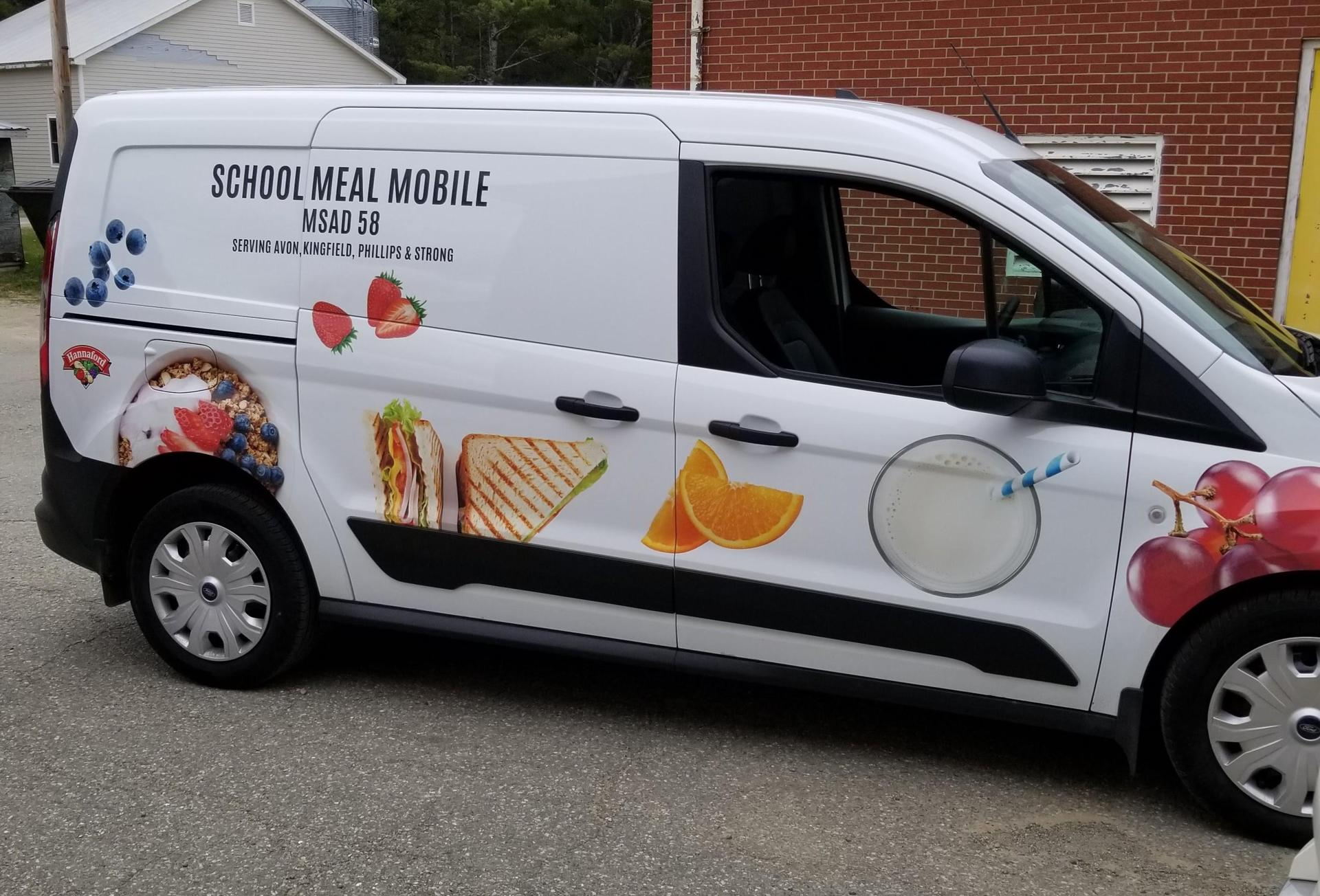 Food Services Meal Mobile