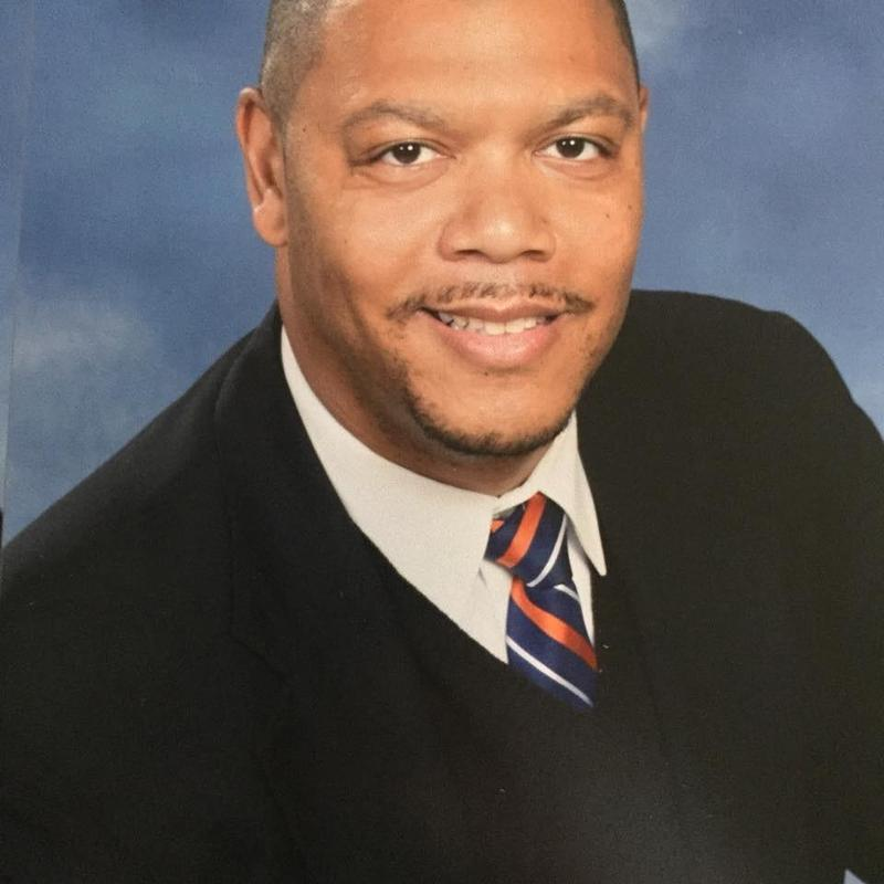 Principal Donald Gordon