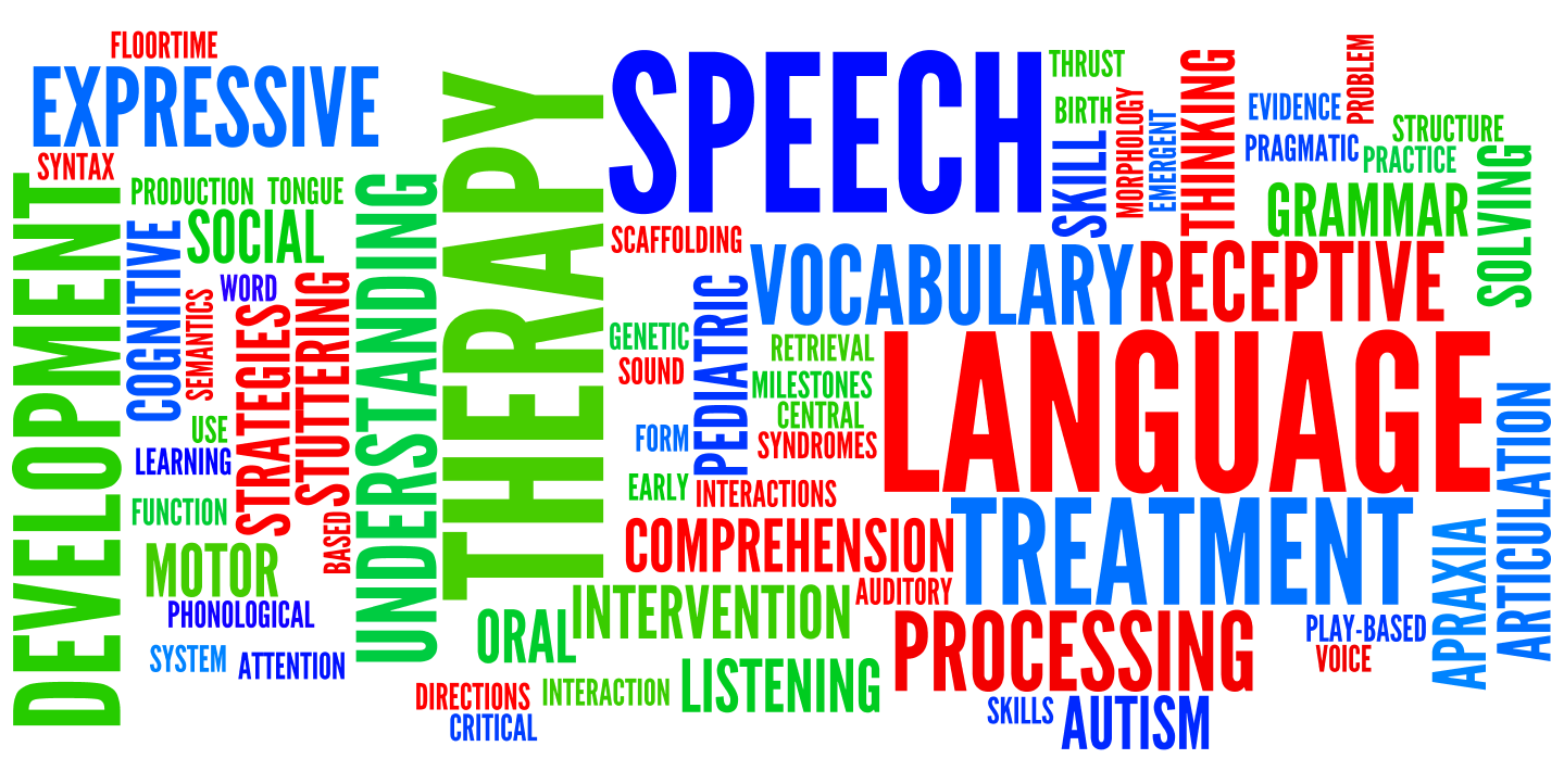 Speech Language Includes....