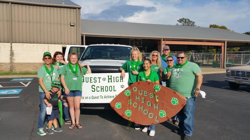 Homecoming Parade! Thumbnail Image