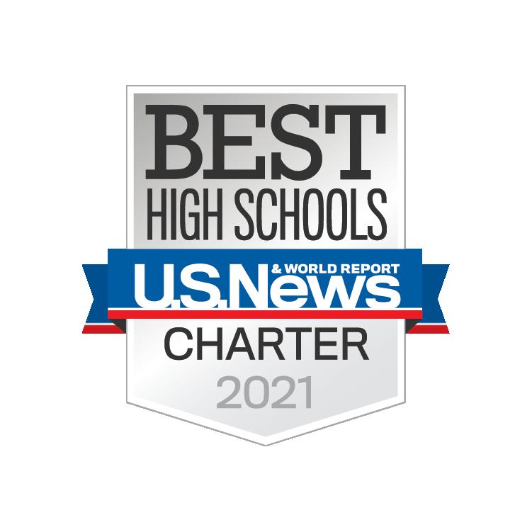 charter school badge