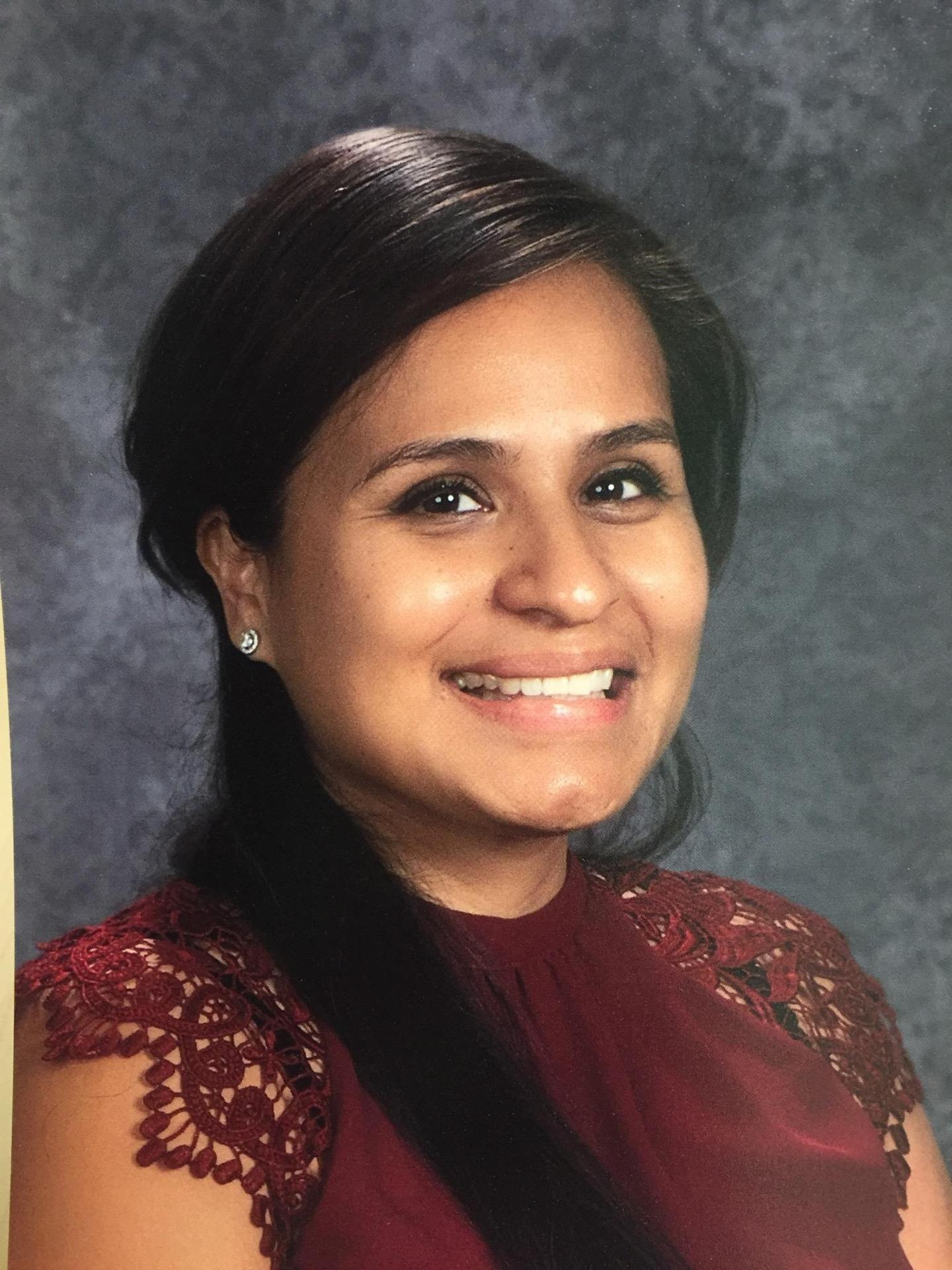 Ms. Tapia