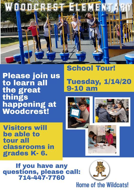 School Tour Information