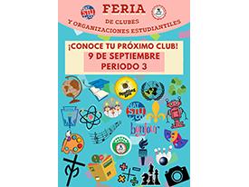 Feria de Clubes 2021 Featured Photo