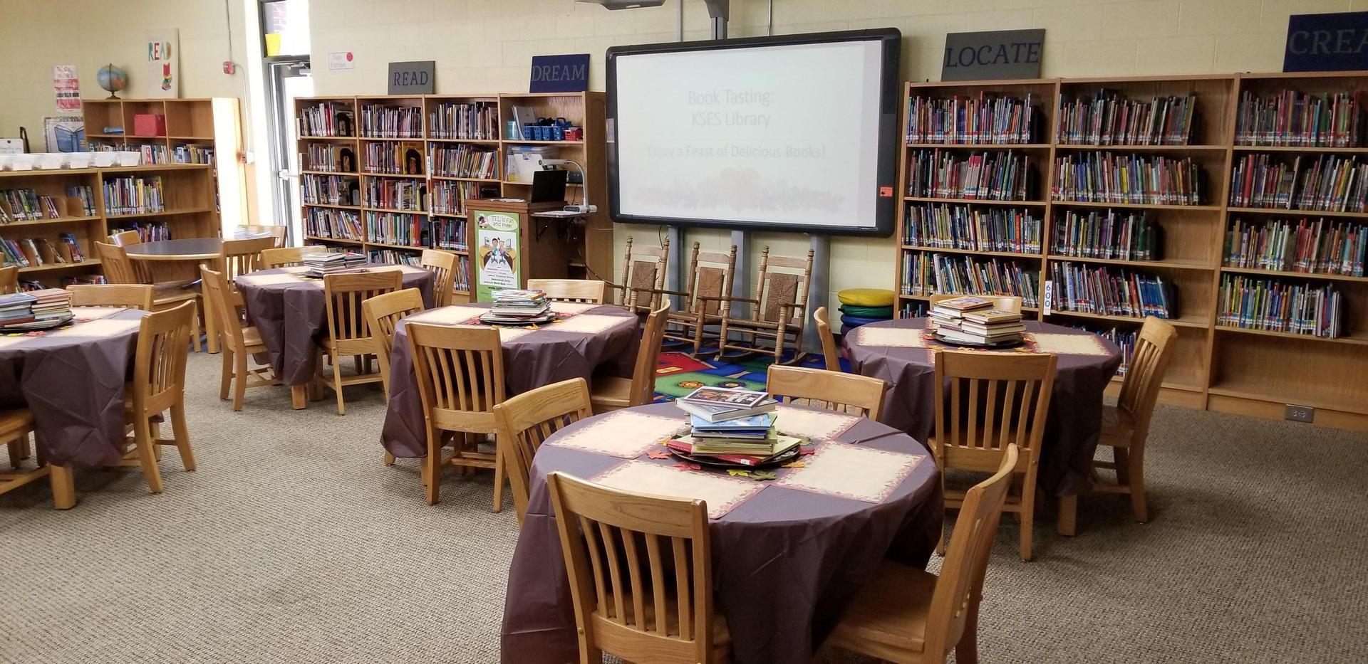 KSES Library