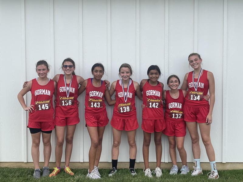 DISTRICT CROSS COUNTRY RESULTS FOR MIDDLE SCHOOL Featured Photo