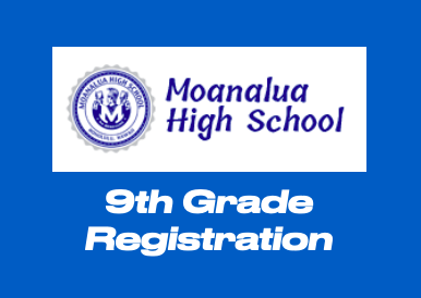 *** REGISTRATION INFORMATION for 8th GRADERS*** Featured Photo