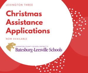 Christmas Assistance Applications Now Available