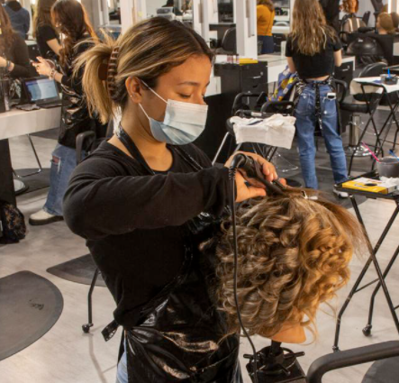 In the News: Cosmetology featured by Californian Thumbnail Image