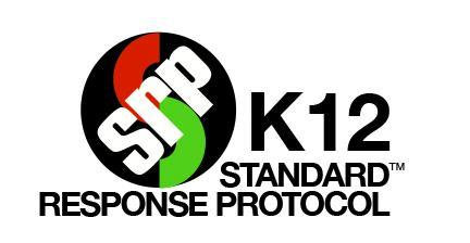 Standard Response Protocol (SRP) was established to unify the response during an emergency at public school campuses.