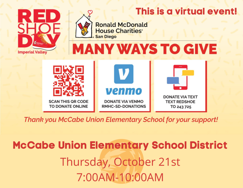 Red Shoe Day (Virtual Event) Thumbnail Image