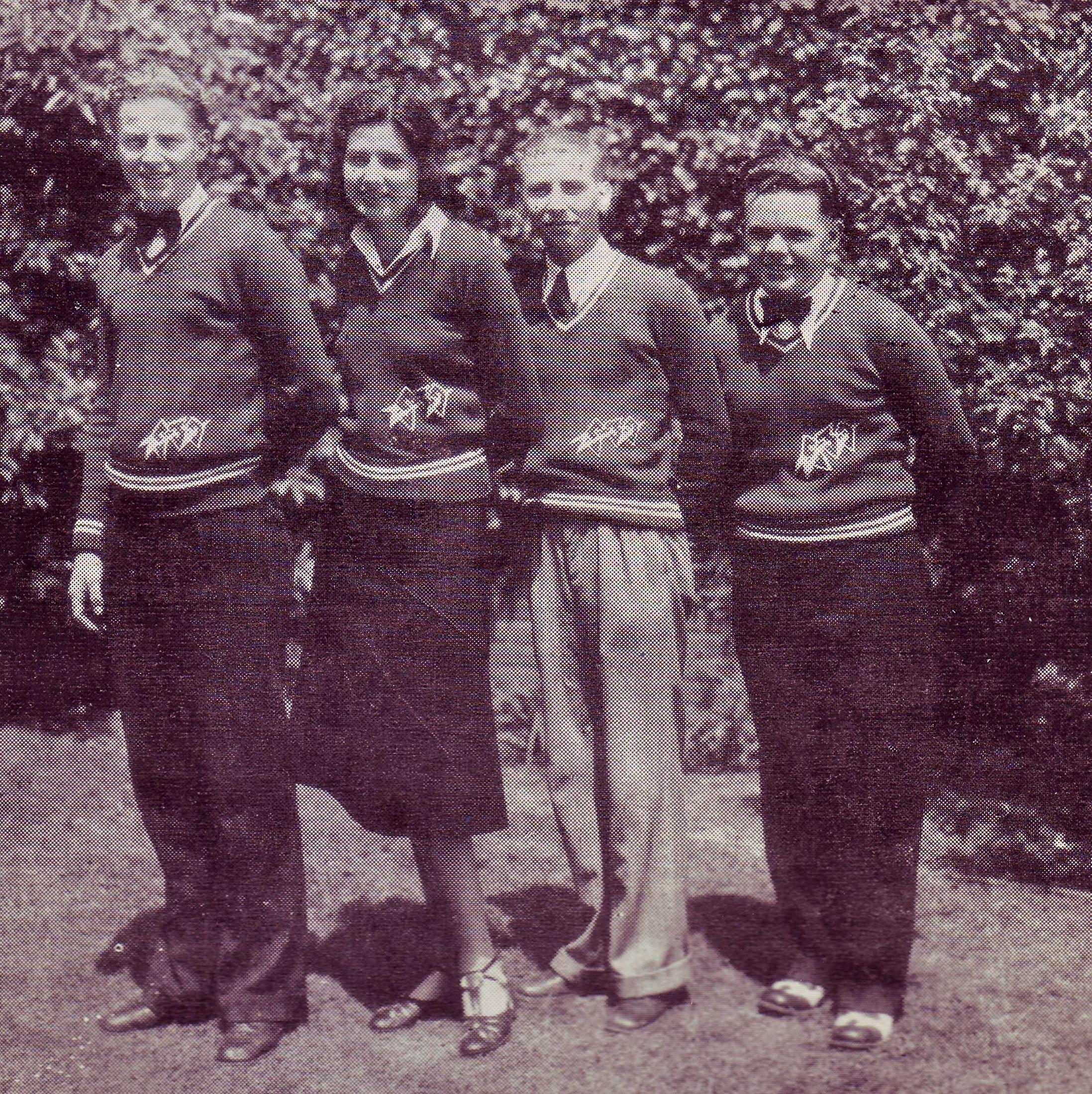 summer 1930 ephebians