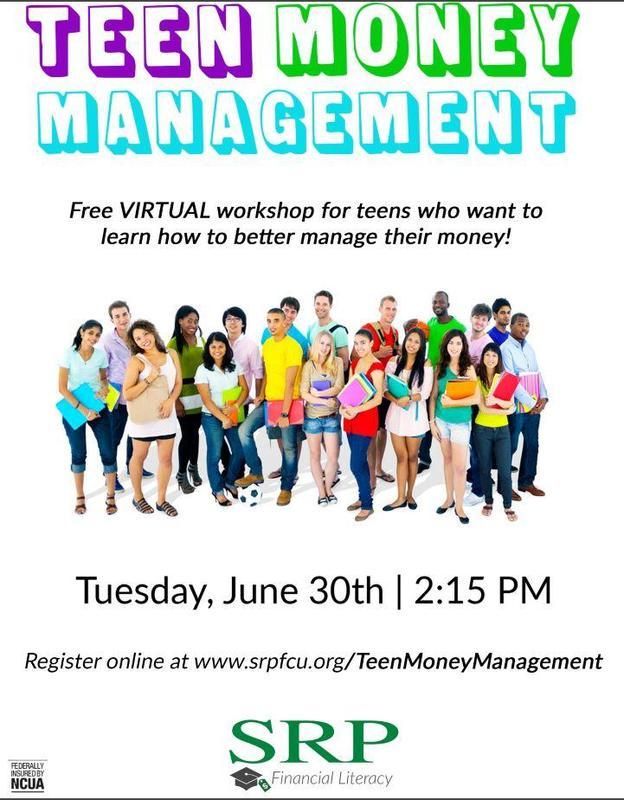 teen money management