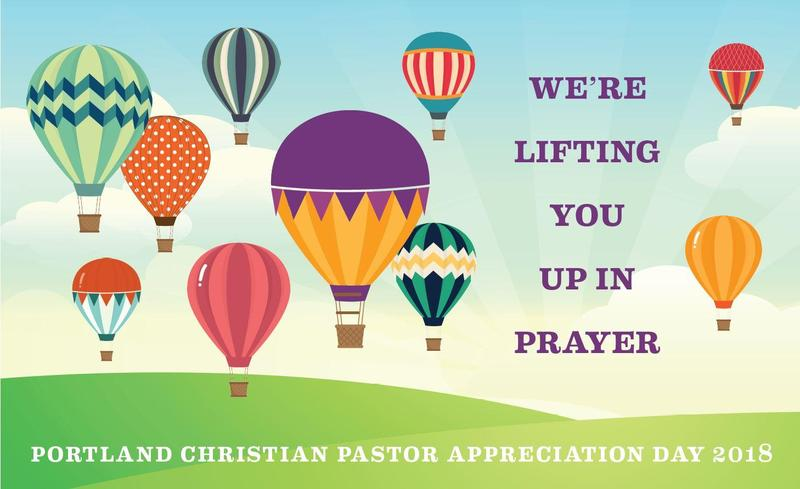 Recognizing and Thanking Pastors and Youth Directors Thumbnail Image