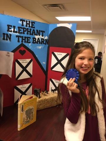 Benton County Reading Fair Winners Featured Photo