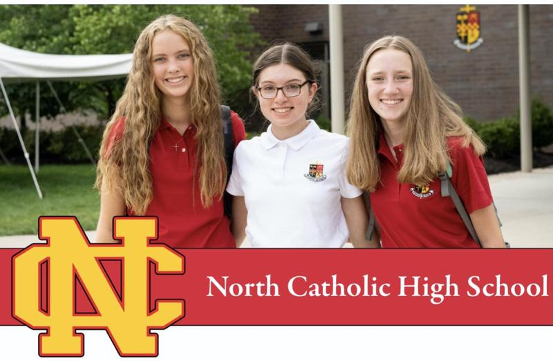 high School placement test North Catholic High School