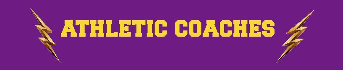 athletic coaches