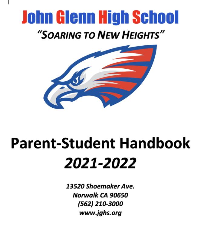 Parent-Student Handbook Featured Photo