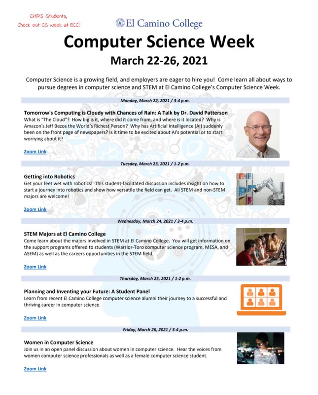 comp sci week