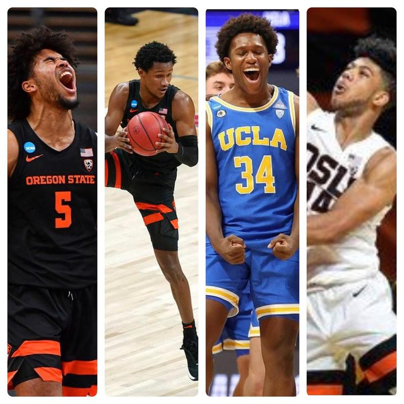Bishop Basketball Alums at the Center of March Madness Thumbnail Image