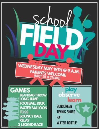 Elementary School Field Day Featured Photo