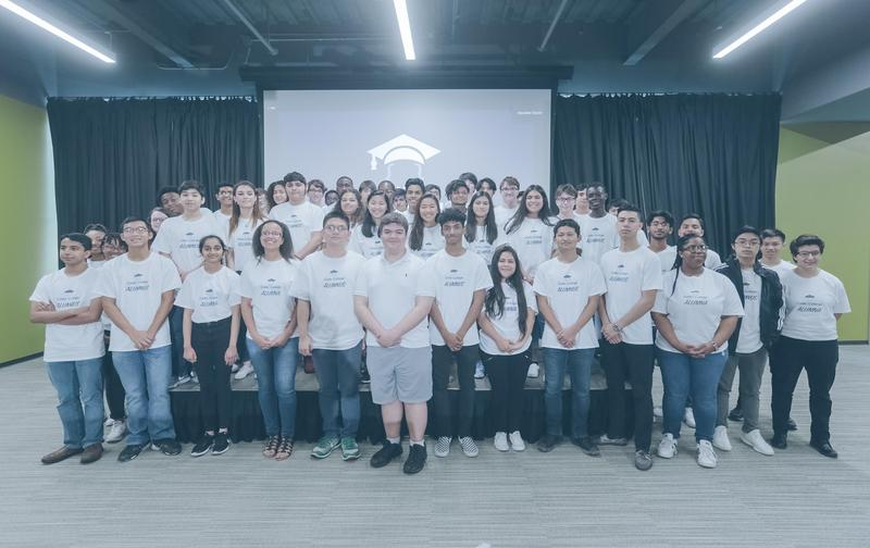 40 MISD Students Recognized by Code2College for Programming and Web Development Skills Thumbnail Image