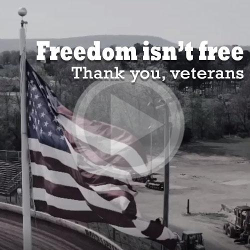 Veterans Day provides opportunity to thank those who keep us safe Featured Photo