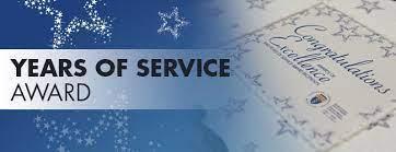 Celebrating Years of Service Thumbnail Image