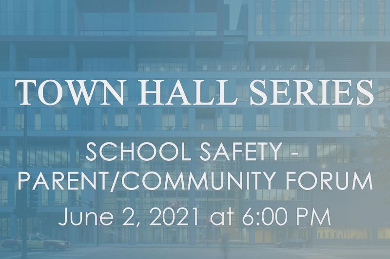 Image Town Hall Series School Safety