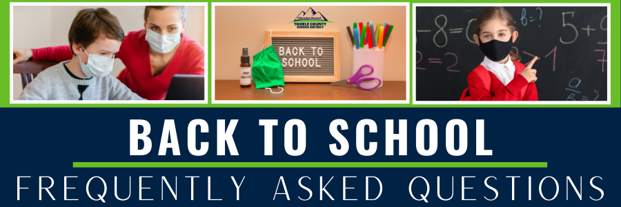 FAQ for school reopening image