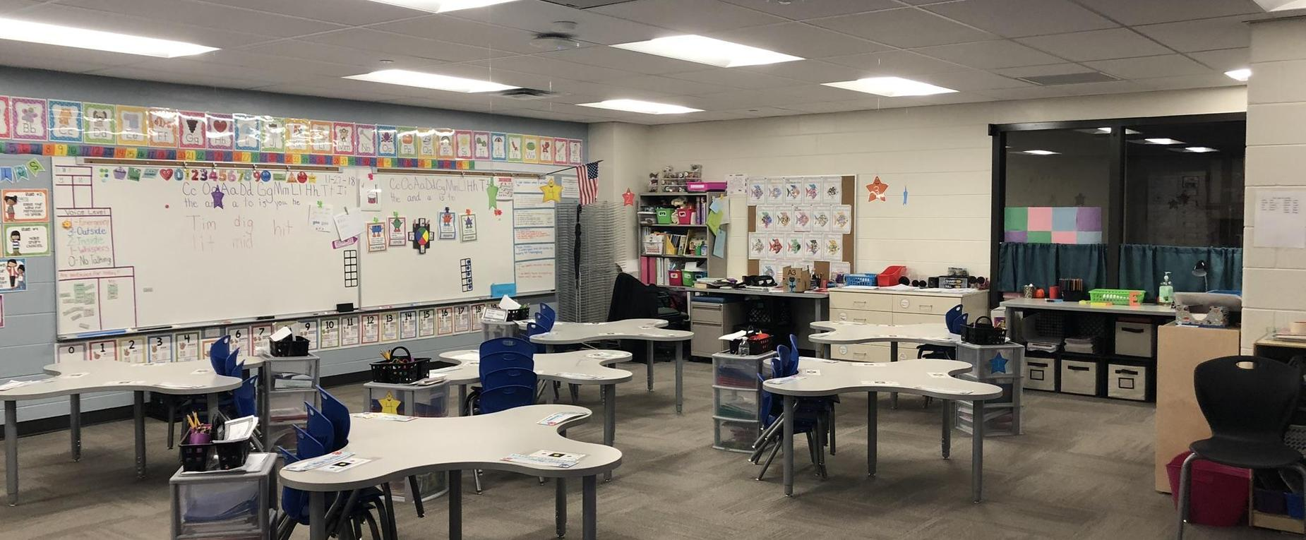 Butler Kinder Classroom