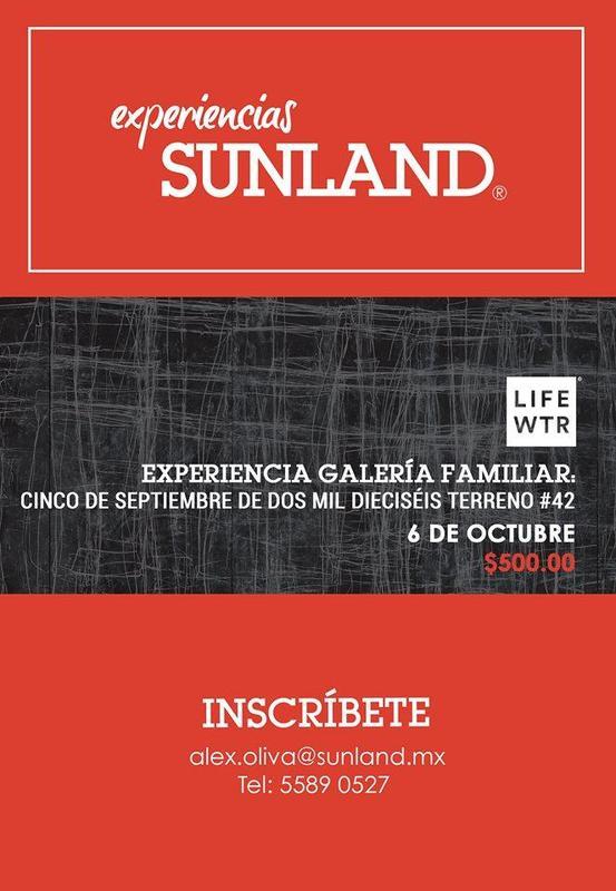 Experiencia Sunland- Galería Hilario Galguera