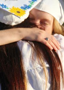 LVHS Graduation Jody Evans hug.jpg