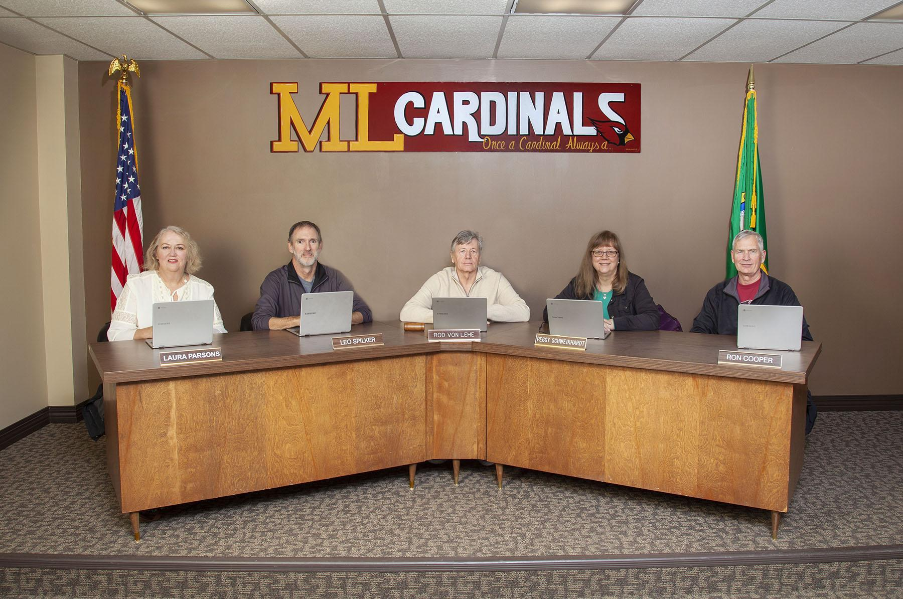 Medical Lake School Board of Directors