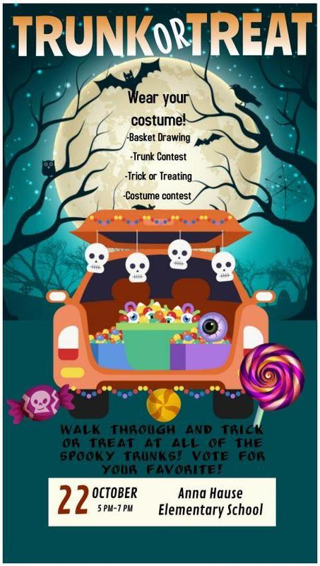 trunk or treat info