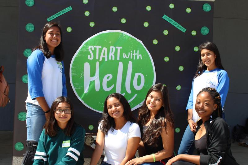 Kennedy Start with Hello Week Featured Photo