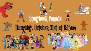 storybook parade