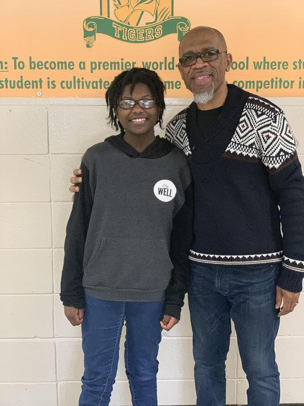 Congratulation!! Thanks to Dr. Karen Bryant Luckett and Attorney Armistad for sponsoring an 8th grade Denman scholar to take the February 8, 2020 ACT.  The scholar plans to major in engineering with a minor in animation.  #ItsComeBackTime